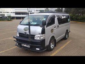 Omini bus hire in Kenya