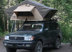 Roof Top Land Cruiser